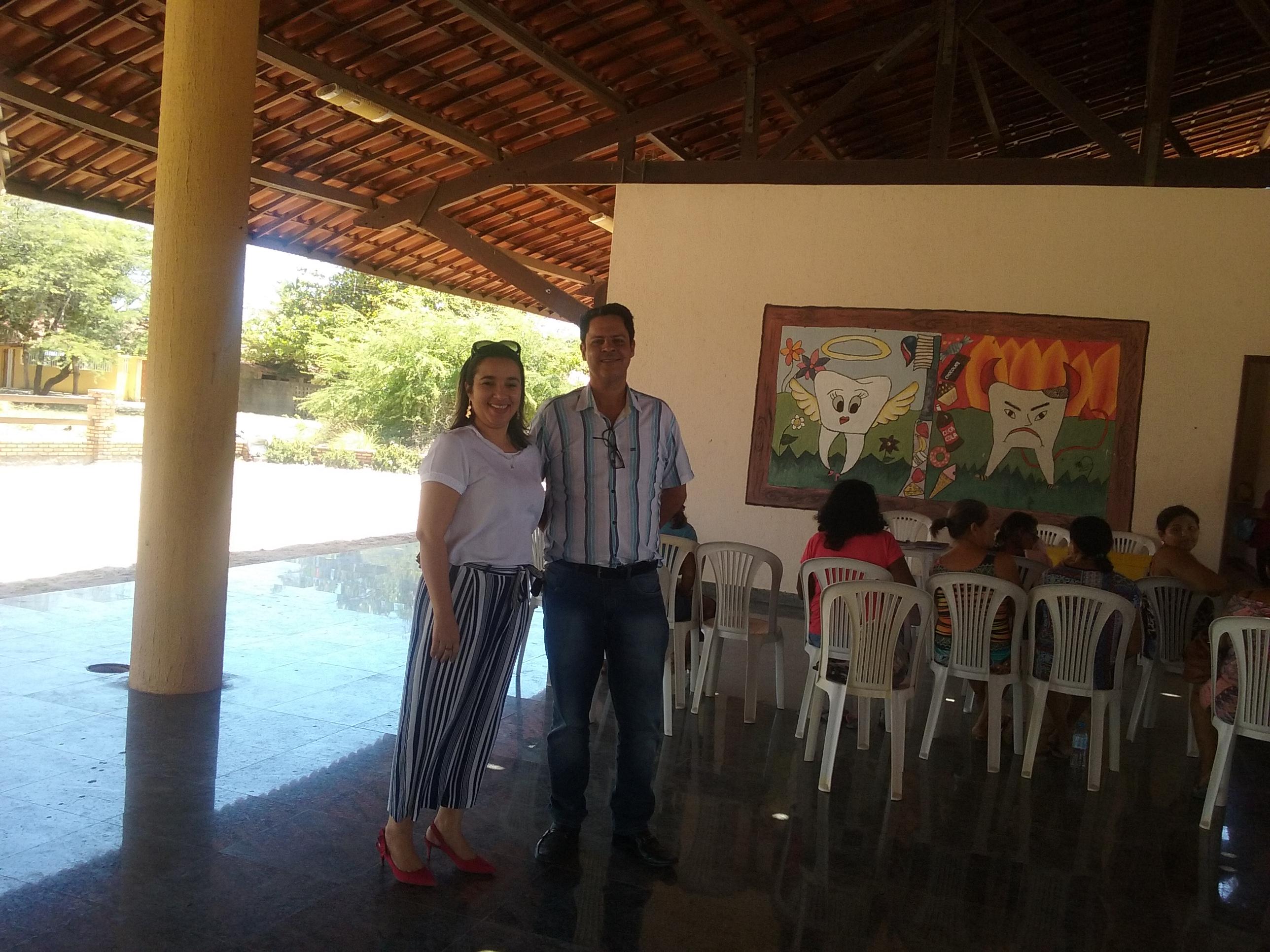 APREMACE firma parceria com município de Aquiraz na área da Saúde
