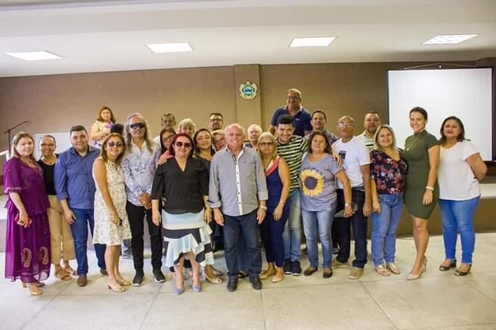 APREMACE TOMOU POSSE DO CONSELHO MUNICIPAL DOS DIREITOS DA CRIANÇA E DO ADOLESCENTE.